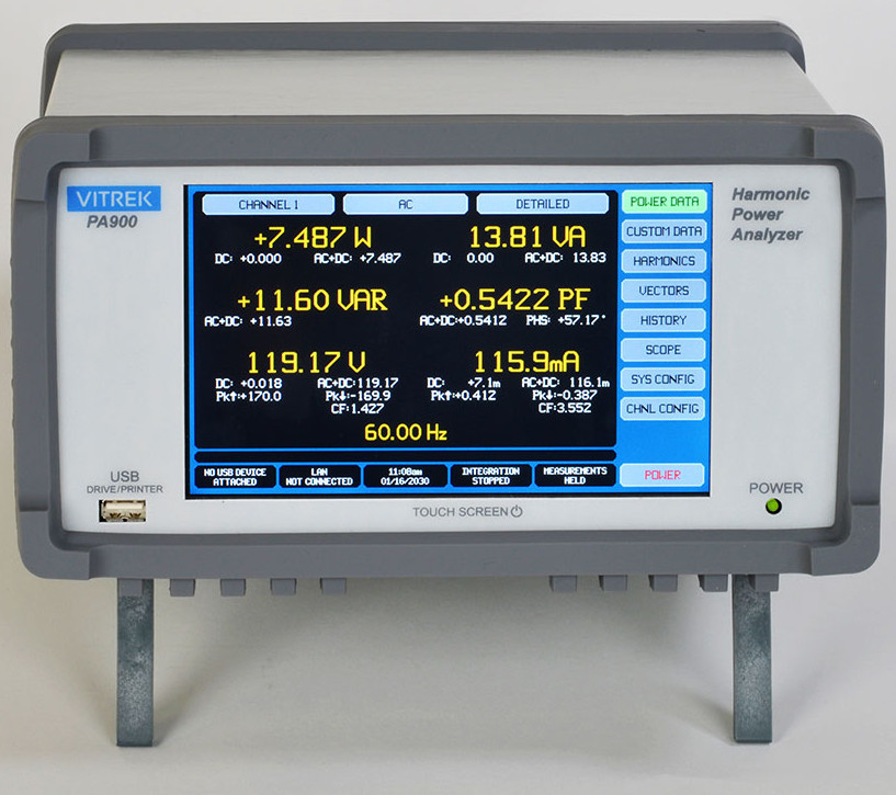 Power Analyzer meter at Best price in India