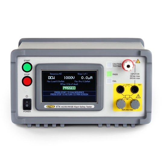 Hipot Testers, Test Kit, Test Equipment, Manufacturer in India